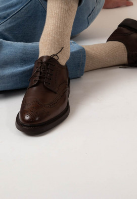 BROGUES JACK MARRON