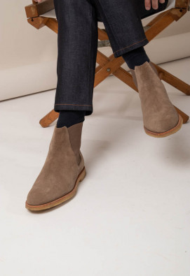 CHELSEA BOOTS JELSI TAUPE